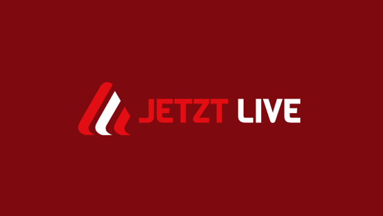 Jetzt Live Logo